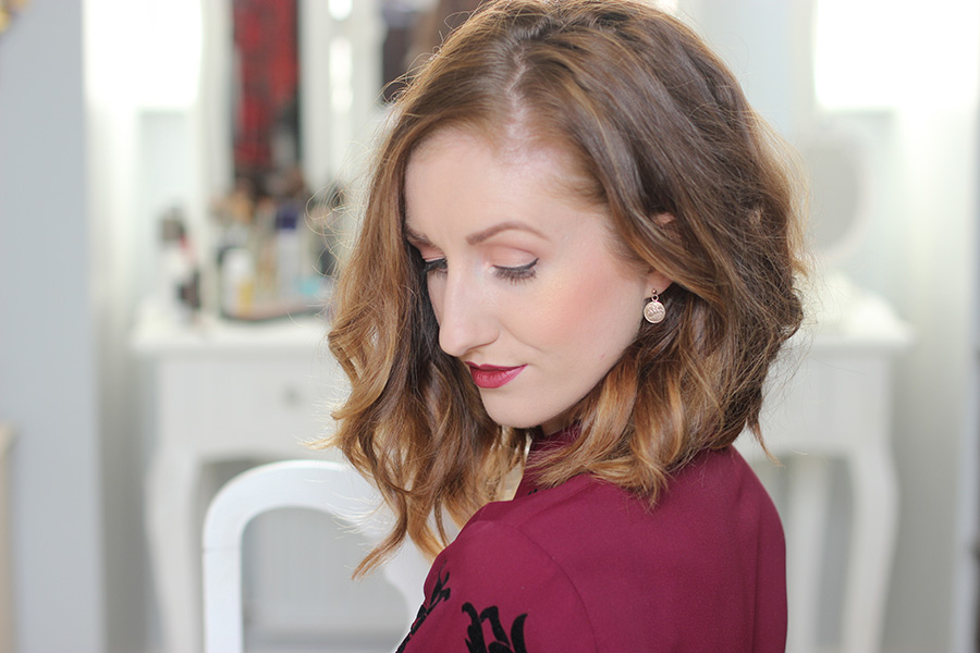 How to create loose waves on short hair using straighteners how to create loose waves on short hair using straighteners urmus Images