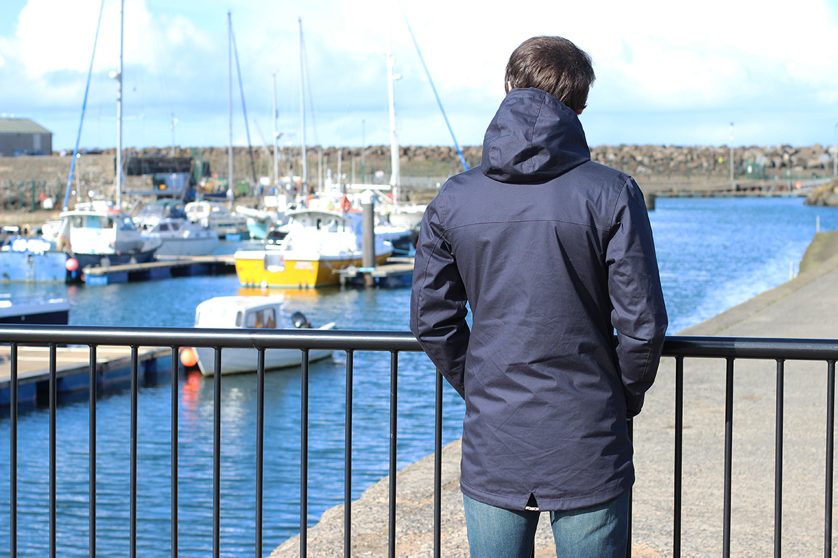 lighthouse,-mens-nautical-parka-coat,-ballycastle-coast,-mens-fashion-blog