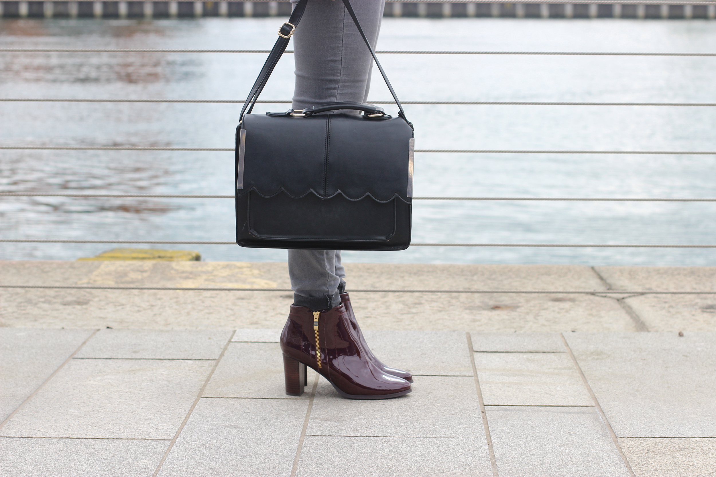 asos-scallop-edge-handbag,-next-oxblood-ankle-boots.